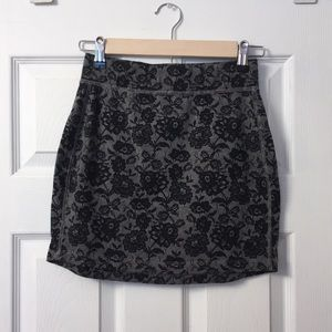 Aeropostale floral skirt.